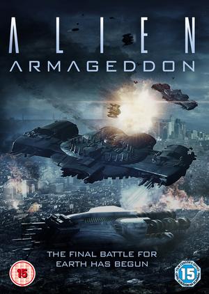 Alien Armageddon (2011) (Retail / Rental)