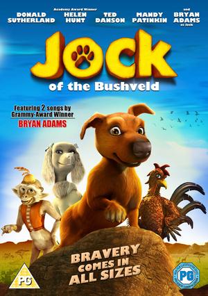 JOCK OF THE BUSHVELD (2011) poster