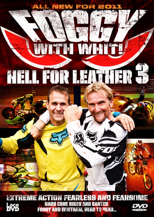 Foggy: Hell for Leather 3 (2011) (Retail / Rental)