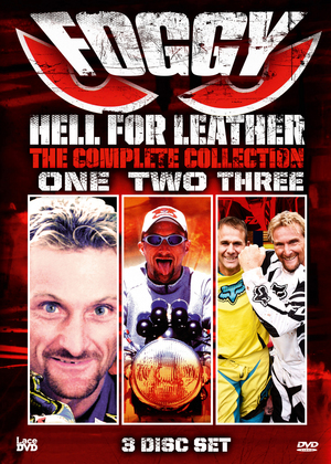 Foggy: Hell for Leather 1-3 (2011) (Retail / Rental)