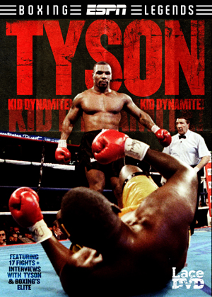 ESPN: Tyson - Kid Dynamite! (2012) (Retail / Rental)
