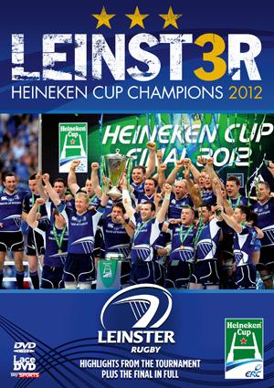 Leinster Rugby: Heineken Cup Champions 2012 (2012) (Retail / Rental)