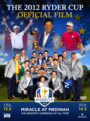 Ryder Cup: 2012 - Official Film - 39th Ryder Cup (2012) (Retail / Rental)