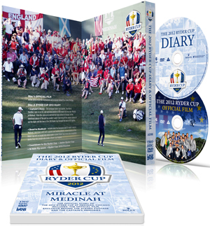 Ryder Cup: 2012 - Captain's Diary and Official Film (2012) (Retail / Rental)