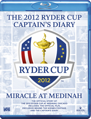 Ryder Cup: 2012 - Captain's Diary and Official Film (2012) (Blu-ray) (Retail / Rental)