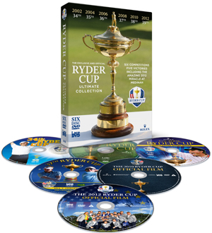 Ryder Cup: Ultimate Collection - 2002-2012 (2012) (Pulled)