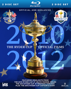 Ryder Cup: Official Films - 2010-2012 (2012) (Blu-ray) (Pulled)