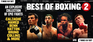 Best of Boxing: Volume 2 (2012) (Deleted)