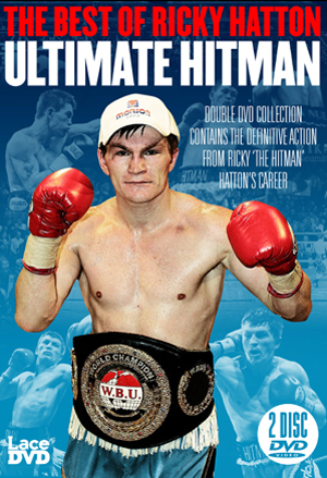 Ricky Hatton: The Best of Ricky Hatton - Ultimate Hitman (2012) (Retail / Rental)