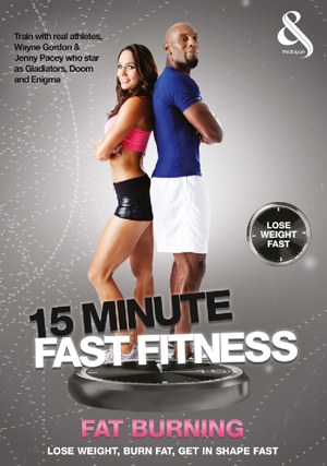 15 Minute Fast Fitness: Fat Burning (2012) (Retail / Rental)