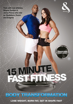 15 Minute Fast Fitness: Body Transformation (2012) (Retail / Rental)