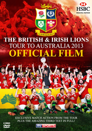 British and Irish Lions - Australia 2013: Official Film (2013) (Retail / Rental)