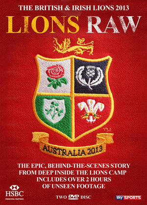 British and Irish Lions - Australia 2013: Lions Raw (2013) (Retail / Rental)