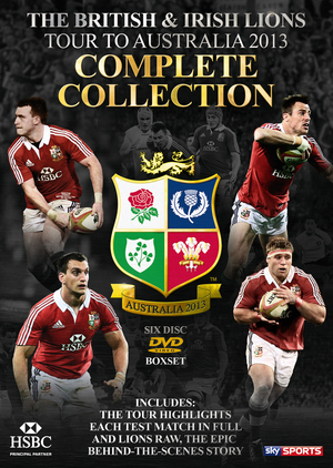 British and Irish Lions - Australia 2013: Complete Collection (2013) (Retail / Rental)