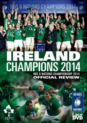 RBS Six Nations: 2014 - Ireland Champions (2014) (Retail / Rental)