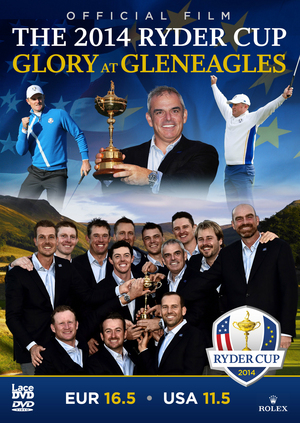 Ryder Cup: 2014 - Official Film - 40th Ryder Cup (2014) (Retail / Rental)