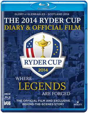 Ryder Cup: 2014 - Official Film and Diary - 40th Ryder Cup (2014) (Blu-ray) (Retail / Rental)
