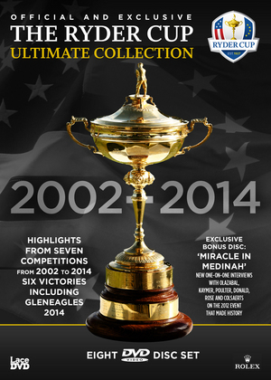 Ryder Cup: Ultimate Collection - 2002-2014 (2014) (Retail / Rental)