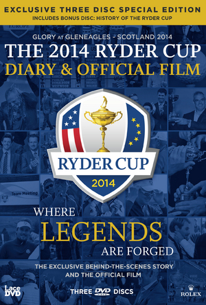 Ryder Cup: 2014 - Official Film and Diary - 40th Ryder Cup (2014) (Special Edition) (Retail / Rental)