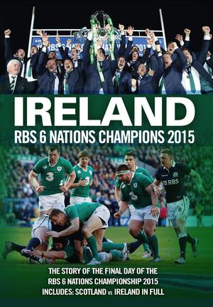 RBS Six Nations: 2015 - Ireland Champions (2015) (Retail / Rental)