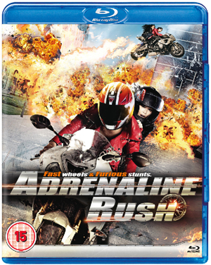 Adrenaline Rush (2011) (Blu-ray) (Retail / Rental)