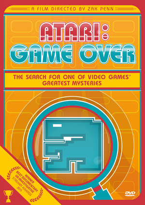 Atari - Game Over (2014) (Retail / Rental)