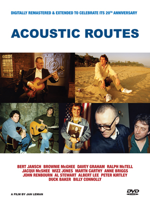 Acoustic Routes (1992) (20th Anniversary Edition) (Retail Only)
