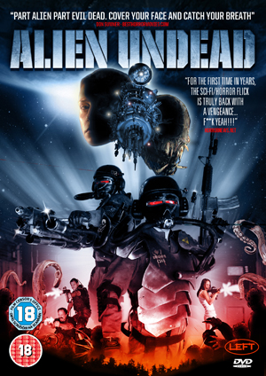 Alien Undead (2010) (Retail / Rental)