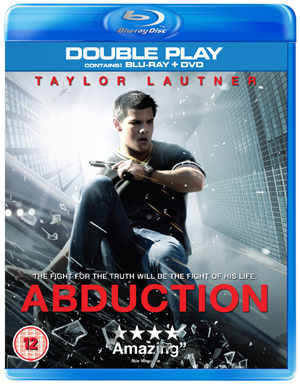 Abduction (2011) (Blu-ray) (with DVD - Double Play) (Retail Only)
