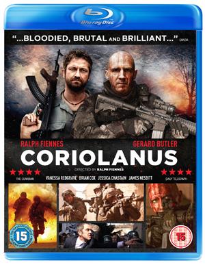 Coriolanus (2011) (Blu-ray) (Retail Only)