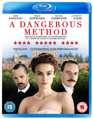 A Dangerous Method (2011) (Blu-ray) (Retail Only)