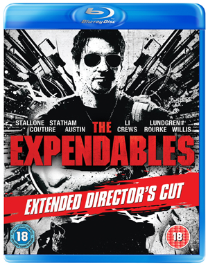 The Expendables: Extended Director's Cut (2010) (Blu-ray) (Retail Only)