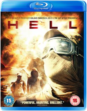 Hell (2011) (Blu-ray) (Retail / Rental)