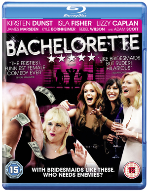 Bachelorette (2012) (Blu-ray) (Retail / Rental)