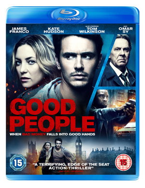 Good People (2014) (Blu-ray) (with UltraViolet Copy) (Pulled)