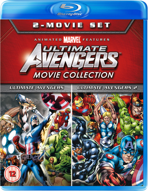 the ultimate avengers 2006