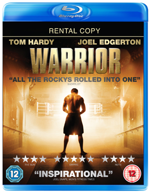 Warrior (2010) (Blu-ray) (Rental)