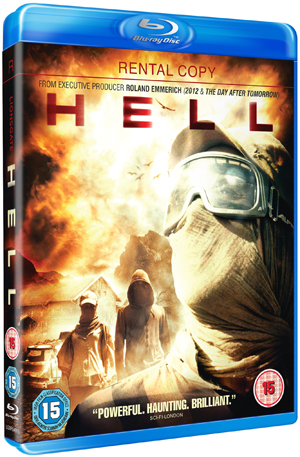 Hell (2011) (Blu-ray) (Pulled)