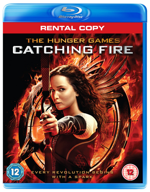 The Hunger Games: Catching Fire (2013) (Blu-ray) (Rental)