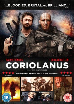 Coriolanus (2011) (Retail Only)