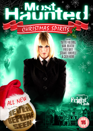 Most Haunted: Christmas Spirits (2011) (Retail / Rental)