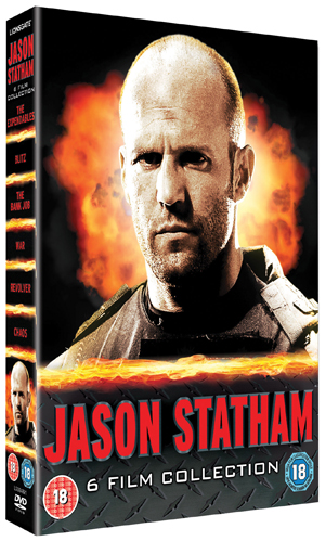 Jason Statham Six Film Collection (2011) (Box Set) (Retail Only)