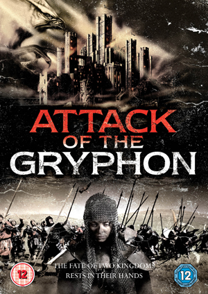 Attack of the Gryphon (2007) (Retail / Rental)