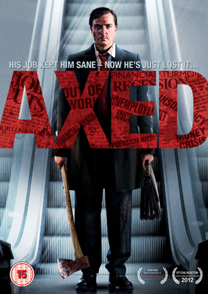 Axed (2012) (Retail / Rental)
