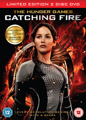 The Hunger Games: Catching Fire (2013) (Limited Edition) (Deleted)