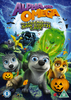 Alpha and Omega: The Legend of the Saw Tooth Cave (2014) (Retail Only)