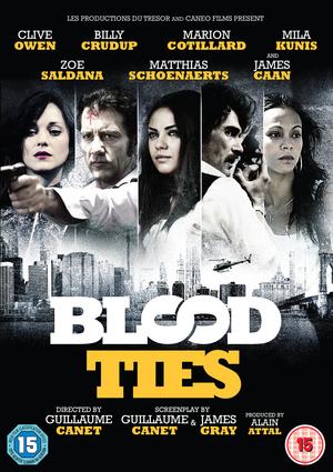 Blood Ties (2013) (Rental)