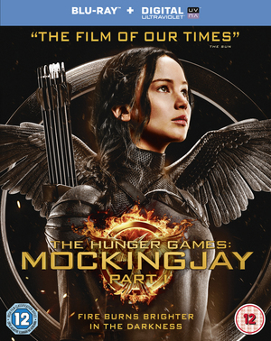 The Hunger Games: Mockingjay - Part 1 (2014) (Blu-ray) (with UltraViolet Copy) (Retail Only)