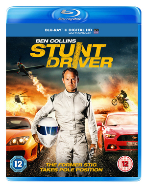 Ben Collins: Stunt Driver (2015) (Blu-ray) (with Digital HD UltraViolet Copy) (Retail Only)