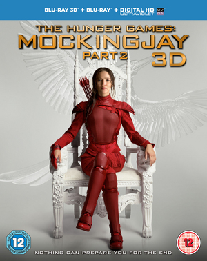 The Hunger Games: Mockingjay - Part 2 (2015) (Blu-ray) (3D Edition with 2D Edition and Digital HD UltraViolet Copy) (Retail Only